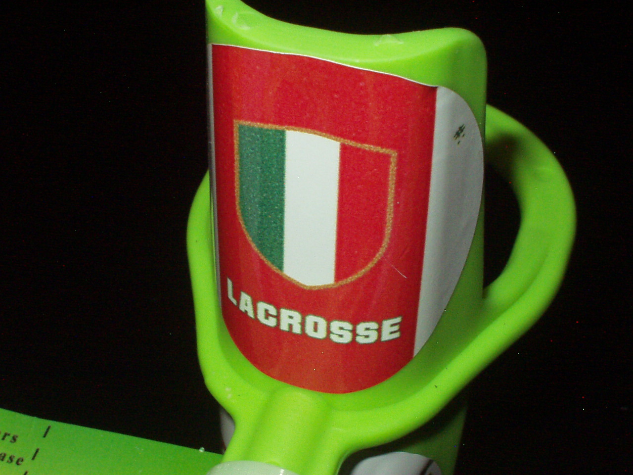 Team Italia Sticker-Headpiece logo